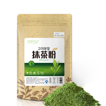 Harga XIYOYO Natural Organic Matcha Green Tea Powder Premium Loose 100G