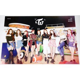 Harga TWICE - THE STORY BEGINS (1st Mini Album) OFFICIAL POSTER