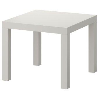 Harga IKEA Side Table, Modern End (Grey)