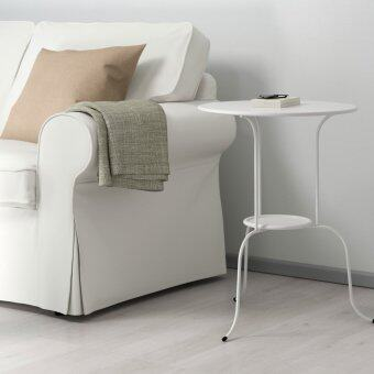 Harga Ikea 601.615.80 Lindved Side Table (White)