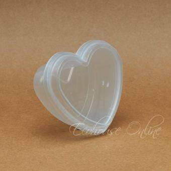 Harga Heart shape container