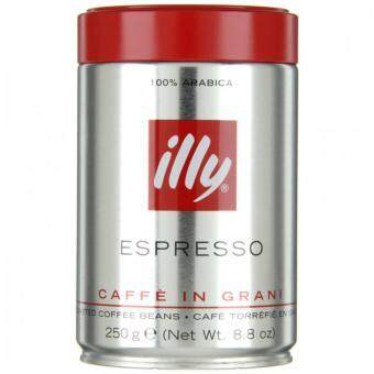 Harga Illy Italy Coffee Beans 250gm - Medium Red Cover