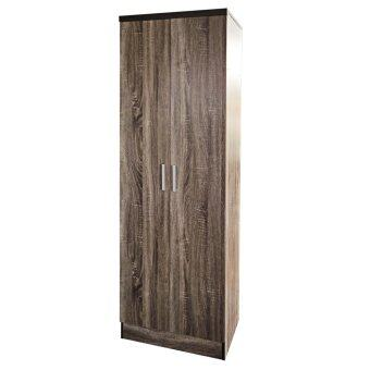 Harga SPF 2 Door Wardrobe WR911 - 2 Feet