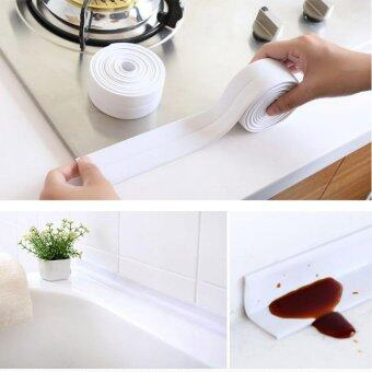 Harga 1 Roll Kitchen Bathroom Wall Sealing Tape Waterproof Tapes