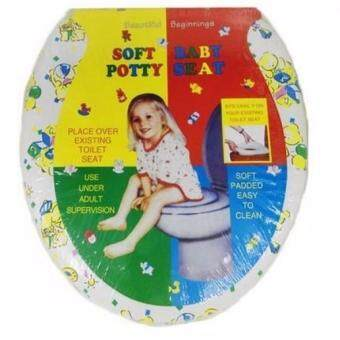 Harga Soft Children Potty Seat - Random