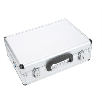 Harga High Quality Universal Transmitter Aluminum Case for Futaba JR Spektrum Walkera Esky Transmitter