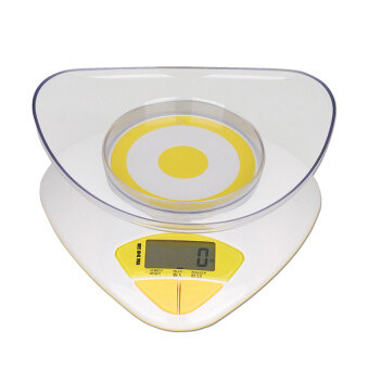 Harga HKS Precision Electronic Scale Scale Weighing Body Health Scale Baby Household Electronic Scale According to Plan-Azure