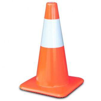 "Harga Road Safety Cone, Traffic Cone Multipurpose - 20"" Small (RED)"
