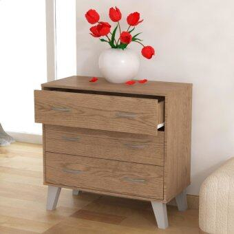 Harga A-Tech Chest Of Drawer BR 5513 New Oak