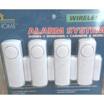 Harga Portable Wireless Security Alarm System