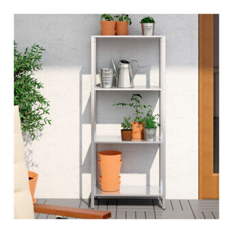 Harga Shelving unit, in/outdoor galvanised