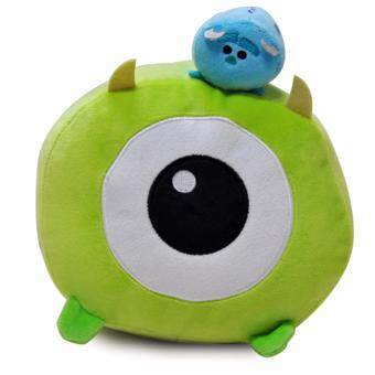 Harga DISNEY TSUM TSUM LONG CUSHION MIKE & SULLEY