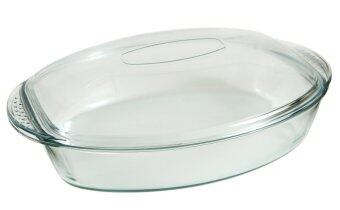 Harga Marinex 3.2L Oval Casserole with Cover