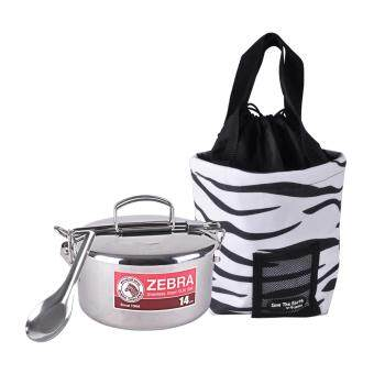 Harga ZEBRA 14cm Happy Meal Set