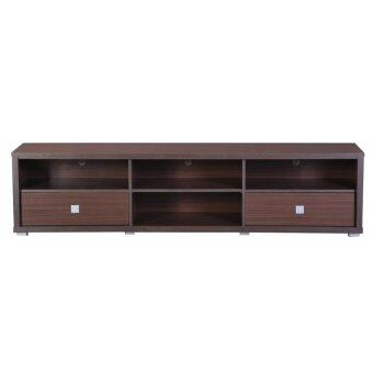 Harga Furno 3526 TV Cabinet 5 Feet (Brown)