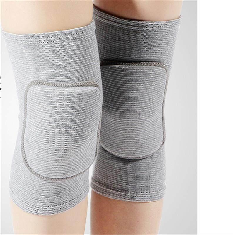(Imported)BEST-A-DESR Adjustable Sports Training Elastic Knee Support Brace Kneepad Patella Pads Hole Kneepad Safety Guard Strap