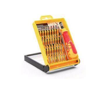 jackly 32 in 1 screw driver set tools lazada malaysia. Black Bedroom Furniture Sets. Home Design Ideas