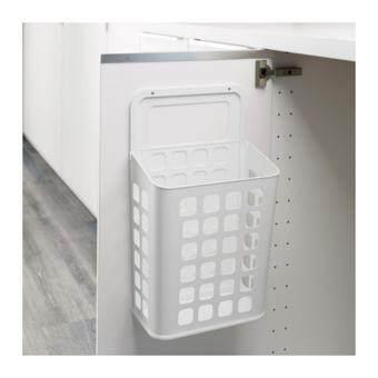 Kitchen Cabinet Adhesive Waste Bin / Sorting / Storage | Lazada ...