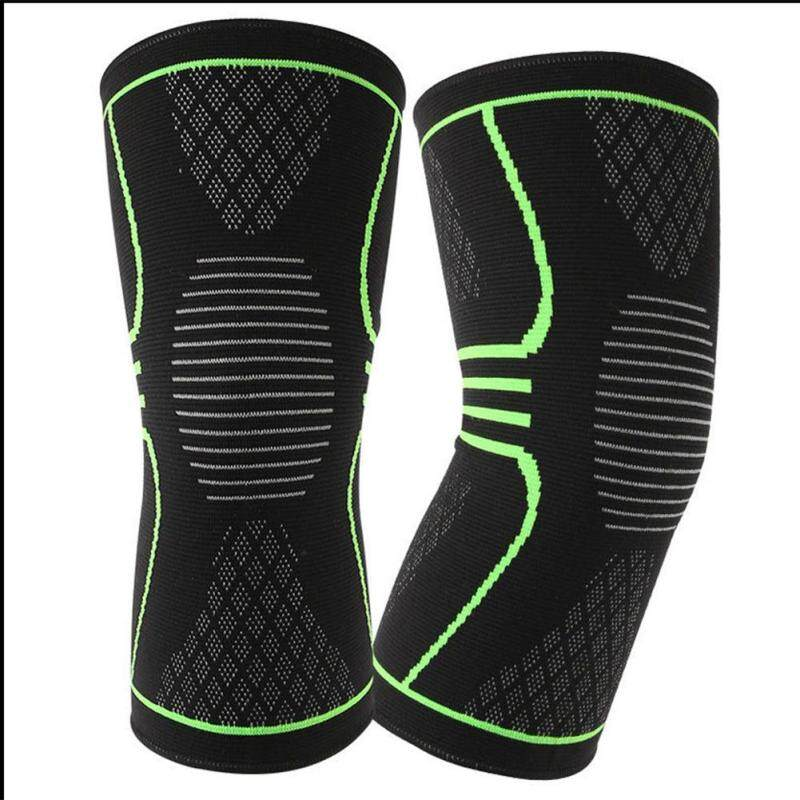 KNEE WRAPS WEIGHT LIFTING BODYBUILDING POWERLIFTING ARTHRITIS SUPPORT LEG STRAP L