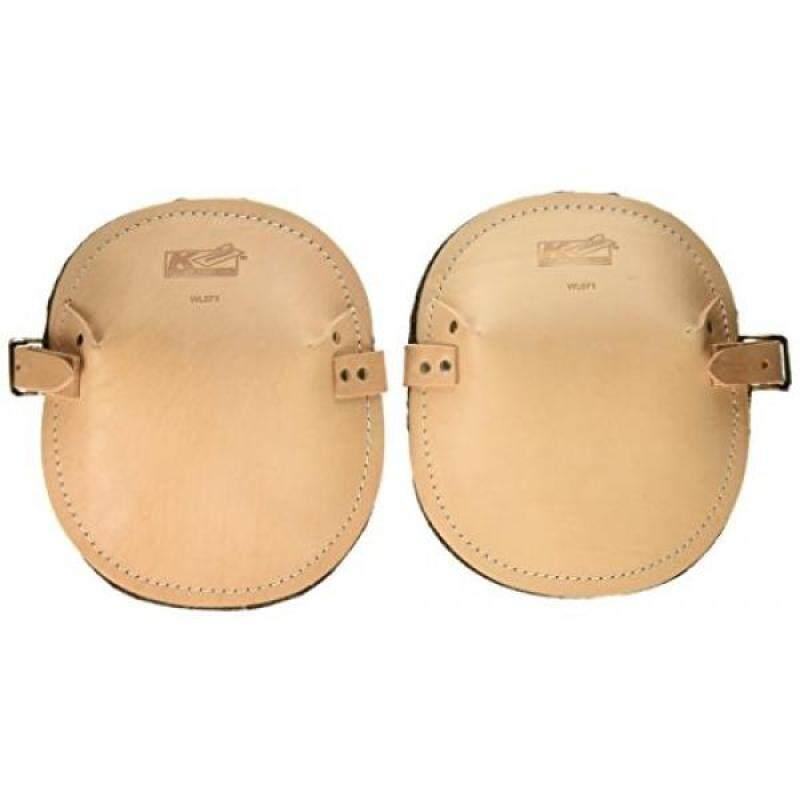 Kraft Tool WL071 Flat Leather Knee Pads