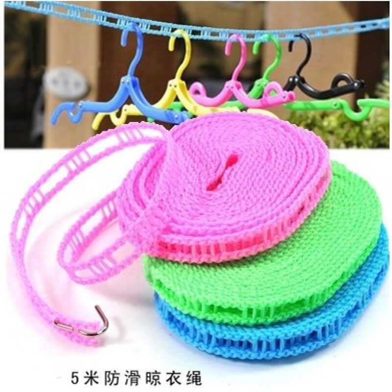 Buy Laundry clothes rope Travel Hotel trapezoidal to dry rope drying clothes Malaysia