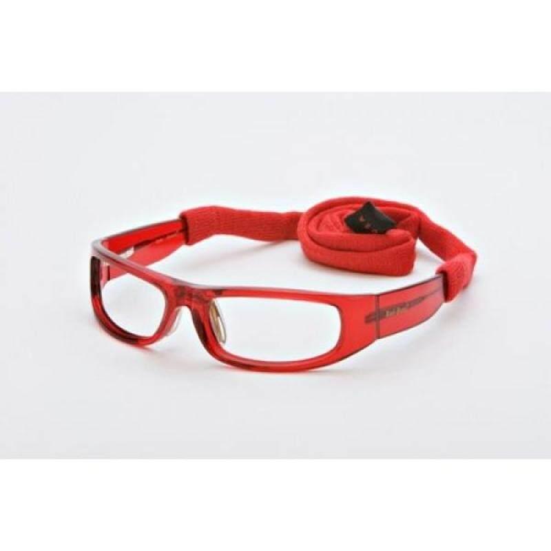 Leaded Glasses Radiation Protective Eyewear PSR-300 (Red)