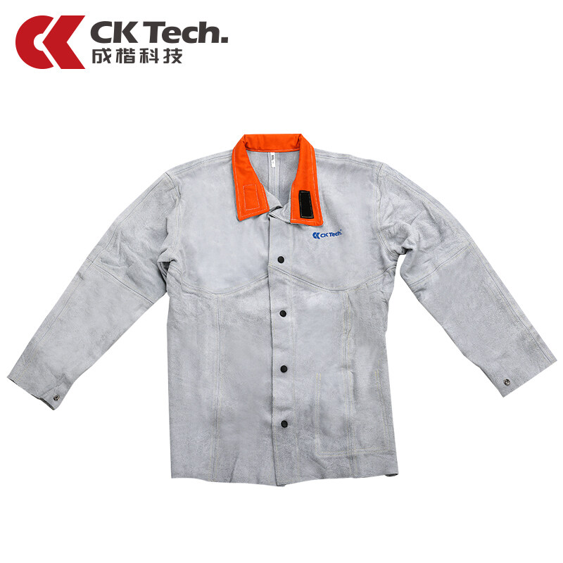 Buy Leather Welding Heat Resistant Work protective clothing welding clothes Malaysia