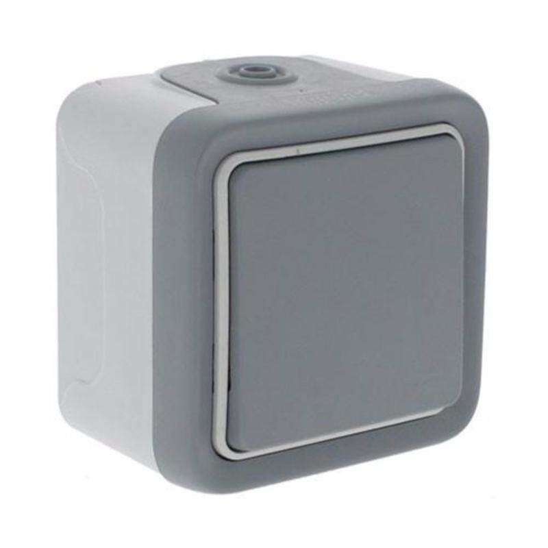 Buy Legrand Plexo Weatherproof Outdoor 1G Bell Switch Malaysia