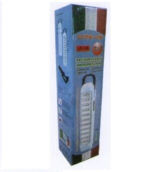 LITE ON LO-33L Rechargeable Emergency Light - 2
