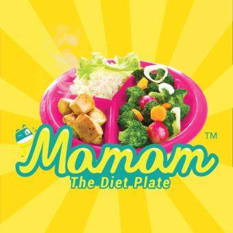 Harga MAMAM THE DIET PLATE