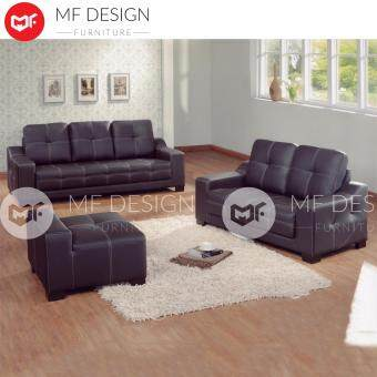 Mf design pansy 2 3 stool sofa set lazada malaysia for Sofa stool design