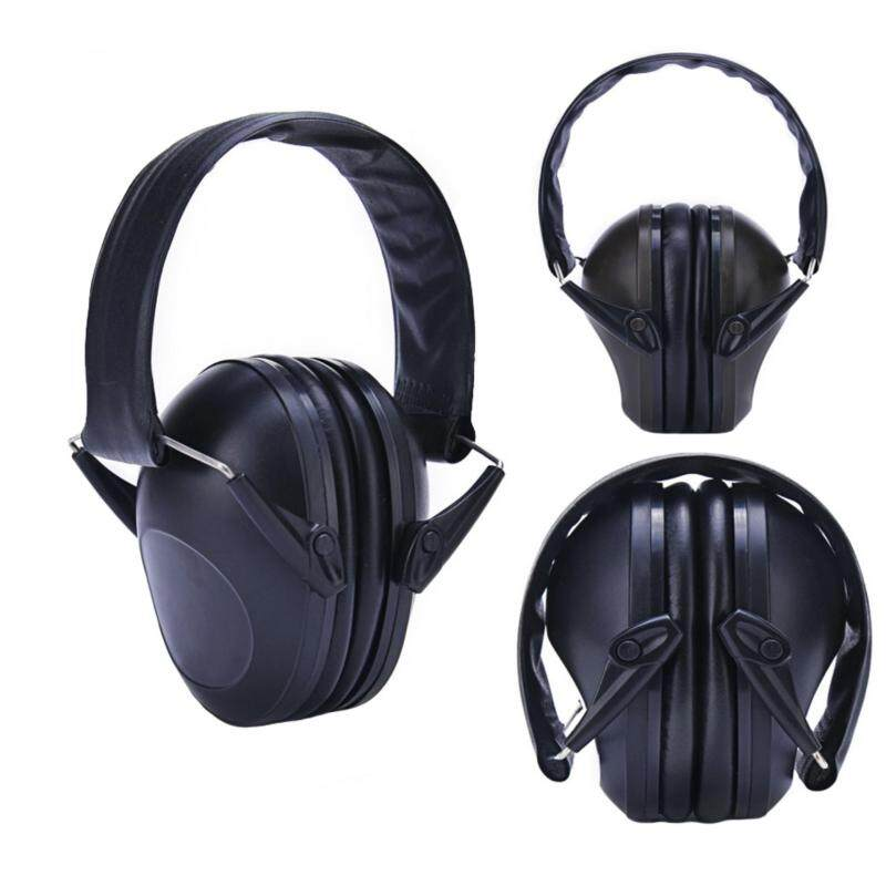 Buy Military Tactical Shooting Hunting Headset Noise Reduction Protector Gear Army Airsoft Headphone Earphone Sound Insulation Malaysia