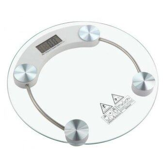 Modern & Sleek Personal Digital Bathroom Scale ( Weighing Scale- 33cm)