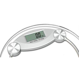 Modern & Sleek Personal Digital Bathroom Scale ( WeighingScale)