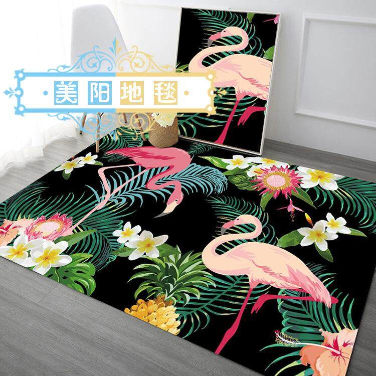 ... Modern Anti-slip Floor Mats and Rugs Durable Sofa Table Area RugYoga Mat Absorbent Carpets ...