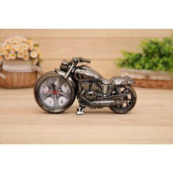Motorcycle Alarm Clock, Motor Table Clock for Home Decor