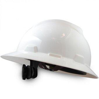 MSA HELMET V-GARD PROTECTIVE HAT (original USA) - 2