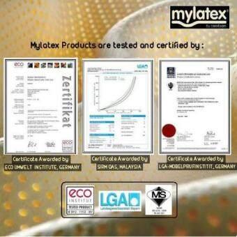 MYLATEX Natural Latex Bolster HB709 - 5