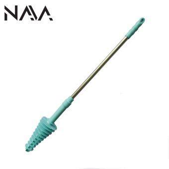 NaVa Spring Rubber Reverse Type Drain Dredge Toilet Bowl ClogCleaning Stick