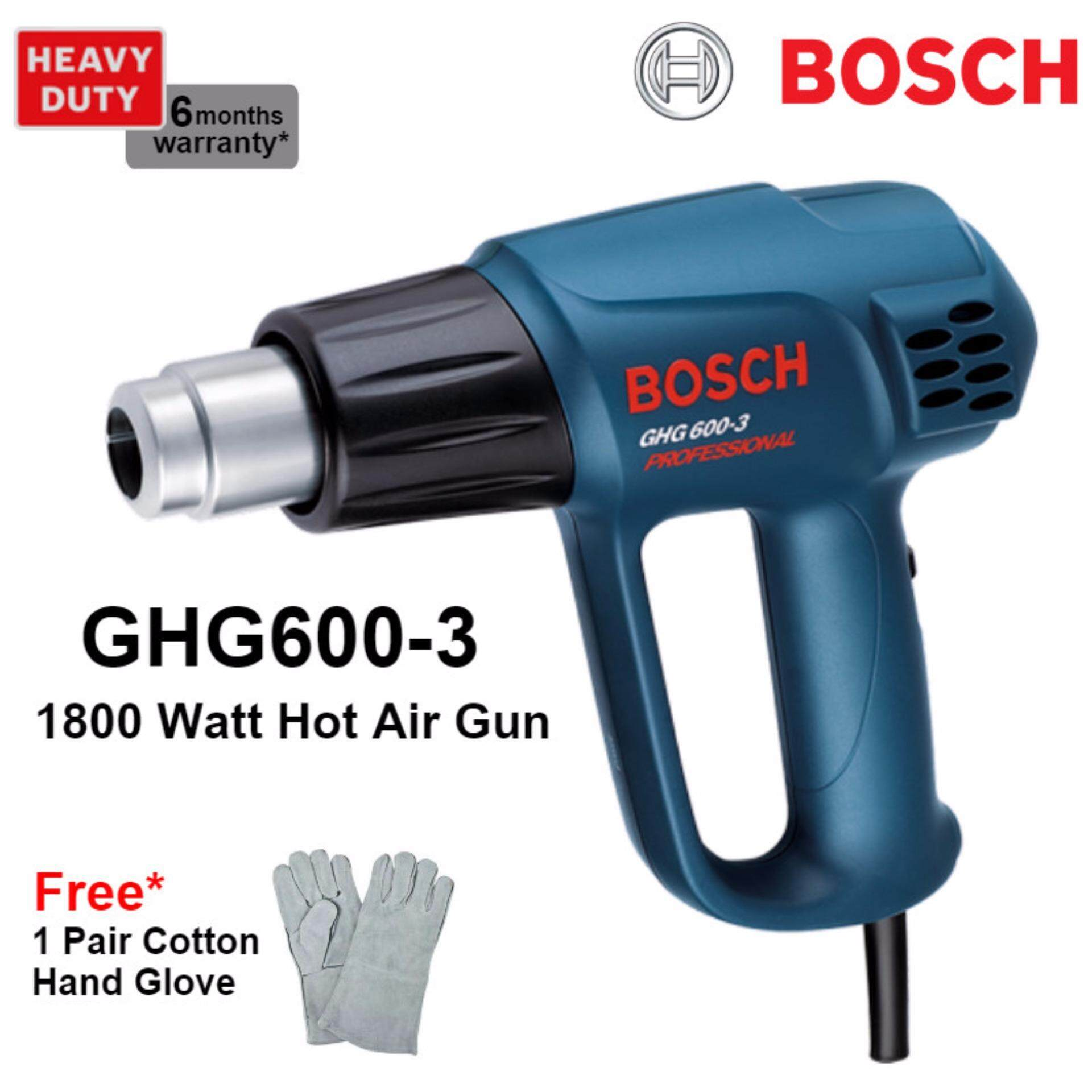 Comparison Of 6 Bosches Reviews Ratings And Best Price In Kl Bosch Hot Air Gun New Ghg600 3 Professional6 Months Warranty