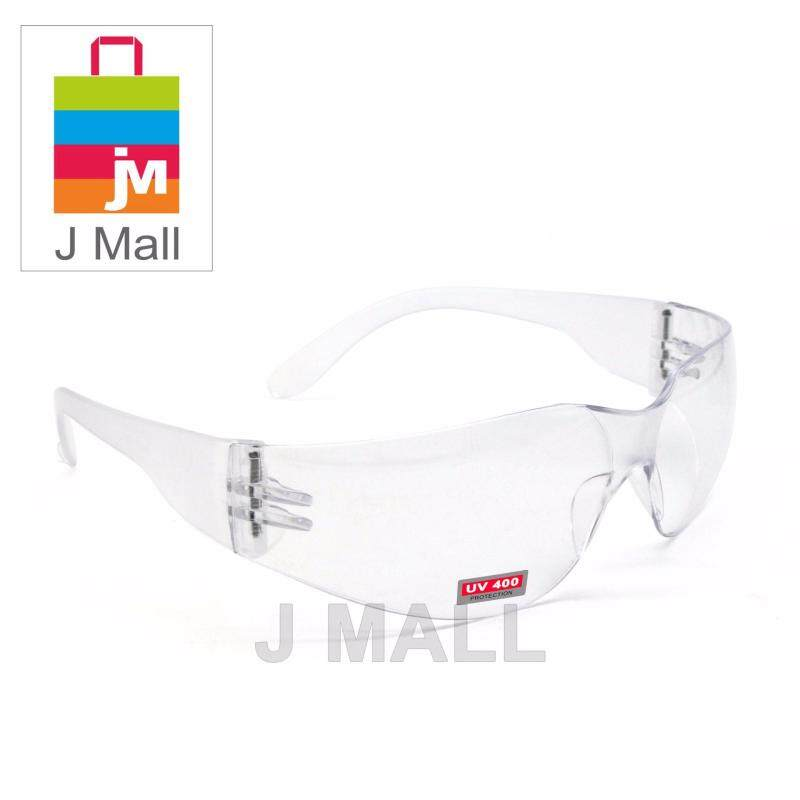 Buy New Safety Eye Protection PPE Glasses Goggle Spec (817-1) Clear Malaysia