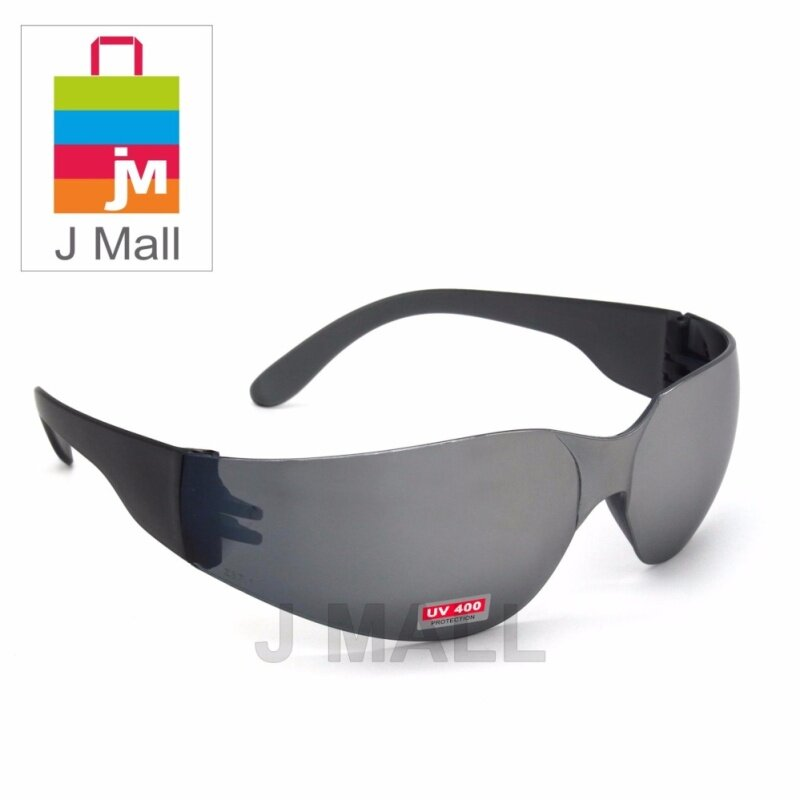 New Safety Eye Protection PPE Glasses Goggle Spec (817-5) Reflective Silver