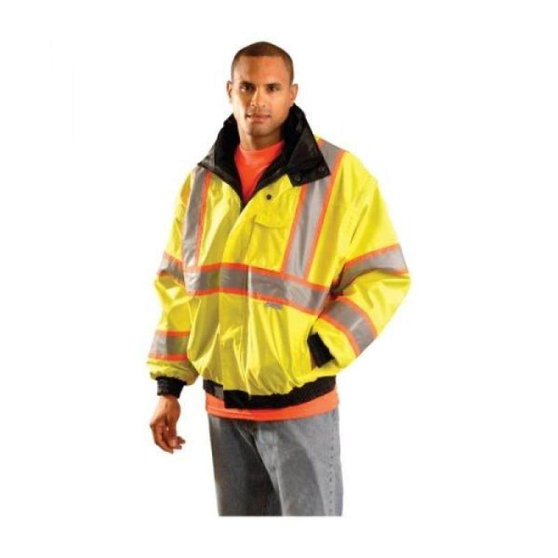 Occunomix Occulux Bomb Jacket 2 Tone Tape L Yellow