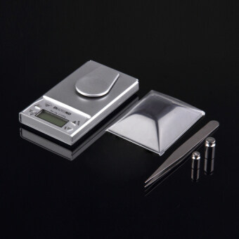 OH 10g*0.001g LCD Digital Electronic Pocket Gram Jewelry Weight Balance Scale