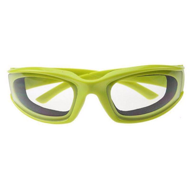 Buy Onion Goggles Eye Glasses Onions Chopping Tears Free Protector Kitchen Tool Green Malaysia