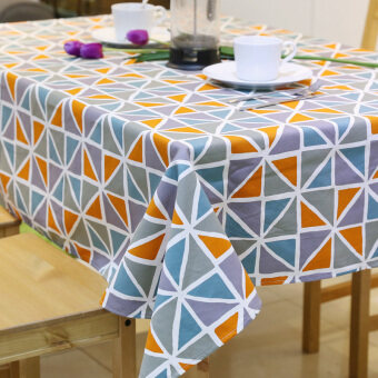 Pastoral Cloth Bar Table Tablecloth Fashion New Style Dining Tablecloth Coffee Table Cloth Office Meeting Tablecloth
