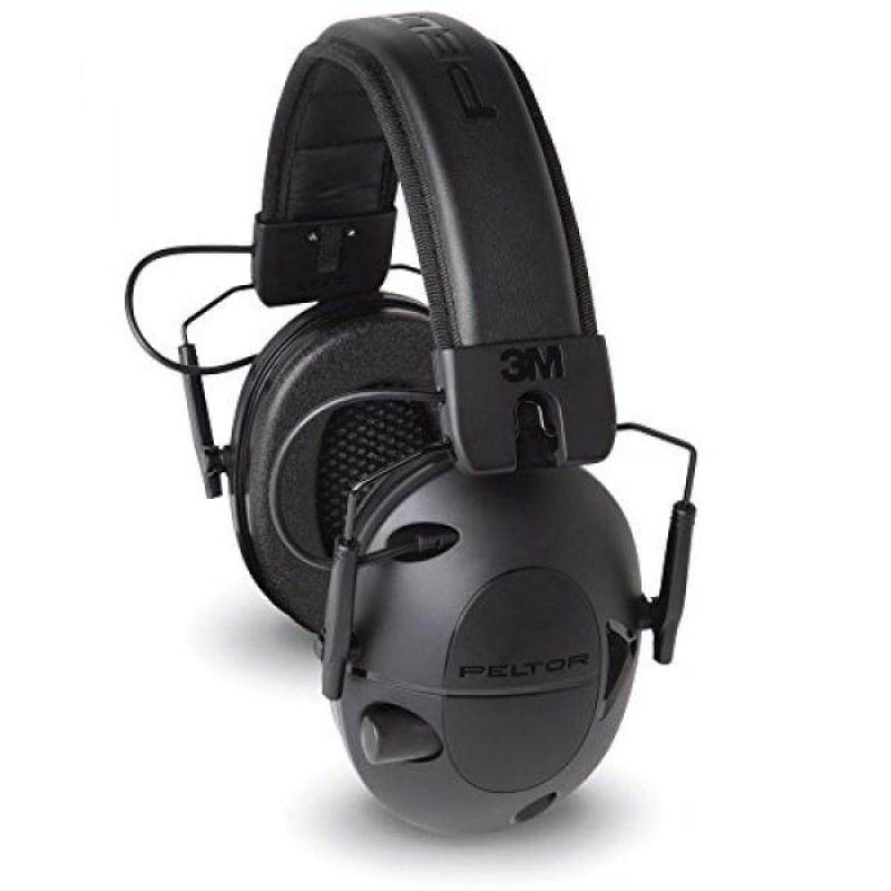 Buy Peltor Sport Tactical 100 Electronic Hearing Protector, Ear Protection, NRR 22 dB, Ideal for Shooting and Hunting Malaysia