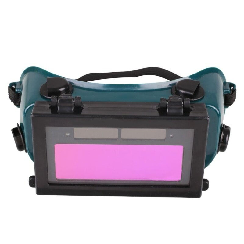 Buy PerfetWorld Professional Tools Solar Auto Darkening LCD Welding Glasses Helmet Protection Welder Goggles Malaysia