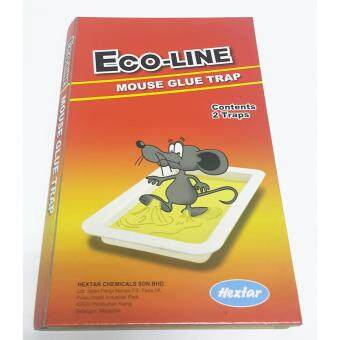 Pest Control Non Poisonous Odourless Rodent Mice Mouse Rat InsectSticky Glue Board Trap