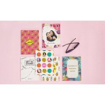 """Photobook Malaysia 6\"""" x 8\"""" Personalised Premium Notebook (Canvas Softcover)"""